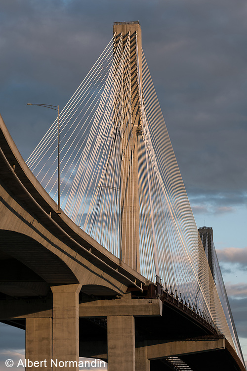 New Port Mann Bridge construction complete