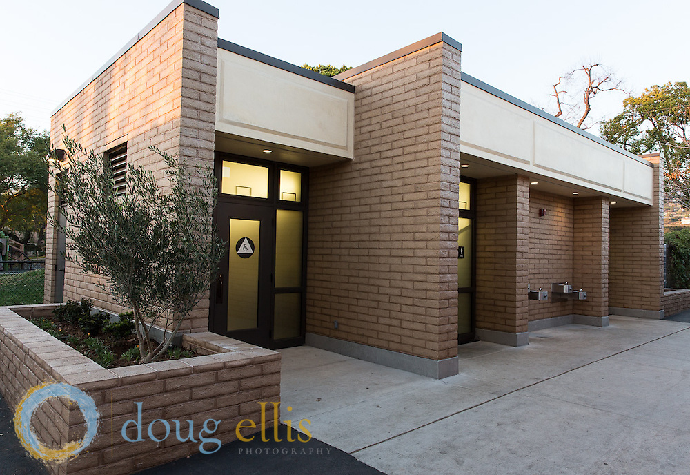 Commercial architecture photographer in Santa Barbara. Doug Ellis Photography for Adelante Charter school