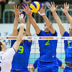 20150524: SLO, Volleyball - 2015 CEV European Championship Qualifications, Slovenia vs Portugal