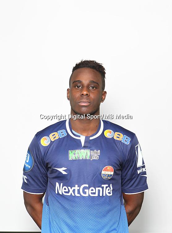 Fotball , Tippeligaen 2013 , Eliteserien<br /> , portrett , portretter<br /> Str&oslash;msgodset<br /> Tokmac Chol Nguen