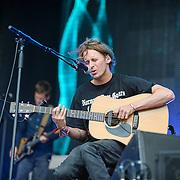 WASHINGTON, DC - September 26th, 2015 - Ben Howard performs at the 2015 Landmark Festival in Washington, D.C.  (Photo by Kyle Gustafson / For The Washington Post)