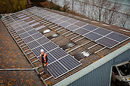 Solar Panels at Home fields