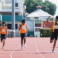 C Div Boys 200m