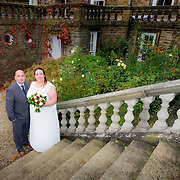 Donna and Marc's wedding, 23rd October 2017.