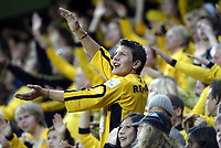 Fotball , 26. august 2007 , Tippeligaen , Start - Brann 2-2<br /> <br /> illustrasjon , fan , fans , menigheten , supporter , supportere