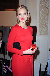 DAVINA PEACE at the Inspiration Awards For Women held at Cadogan Hall, Sloane Terrace, London on 6th October 2010.