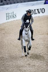 KÜHNER Max (AUT), Chardonnay 79<br /> Göteborg - Gothenburg Horse Show 2019 <br /> Longines FEI Jumping World Cup™ Final<br /> Training Session<br /> Warm Up Springen / Showjumping<br /> Longines FEI Jumping World Cup™ Final and FEI Dressage World Cup™ Final<br /> 03. April 2019<br /> © www.sportfotos-lafrentz.de/Stefan Lafrentz