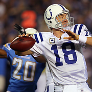 2008 Colts at Chargers AFC Wild Card