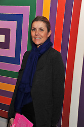 LADY HAYAT PALUMBO at the judging of the Moet Hennessy PAD  London Prize 2011 as part of the Pavilion of Art & Design  held in Berkeley Square, London on 10th October 2011.