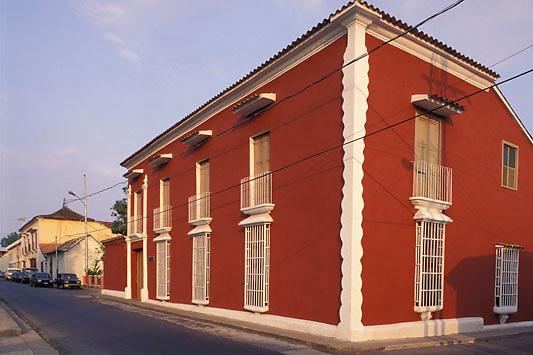 Casa del Museo Inés Mercedes Gómez Alvarez, Guanare, Edo. Portuguesa, Venezuela.