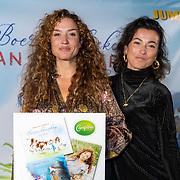 NLD/Hilversum/20181002 - Presentatie boederijboeken 2018 , Birgit Schuurman en zus Katja Schuurman