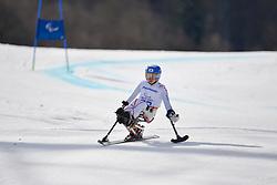 Momoko Muraoka, Women's Giant Slalom at the 2014 Sochi Winter Paralympic Games, Russia