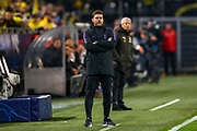Tottenham Hotspur Manager Mauricio Pochettino during the Champions League round of 16, leg 2 of 2 match between Borussia Dortmund and Tottenham Hotspur at Signal Iduna Park, Dortmund, Germany on 5 March 2019.