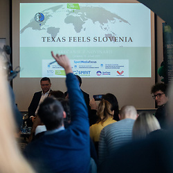20200116: SLO, Events - Press conference of I feel Slovenia