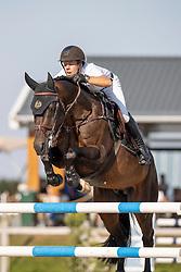 Van Der Vleuten Maikel, NED, Edinburgh<br /> Nederlands Kampioenschap Springen<br /> De Peelbergen - Kronenberg 2020<br /> © Hippo Foto - Dirk Caremans<br />  06/08/2020