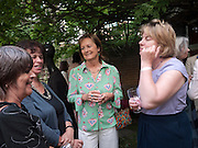 RACHEL BILLINGTON, Pen Summer party. 128 Kensington Church St, Notting Hill, London 14 July 2010. -DO NOT ARCHIVE-© Copyright Photograph by Dafydd Jones. 248 Clapham Rd. London SW9 0PZ. Tel 0207 820 0771. www.dafjones.com.
