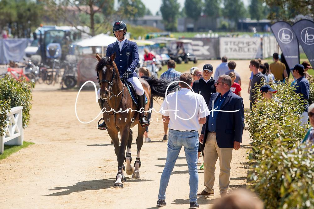 Philippaerts Olivier, BEL, Extra<br /> Knokke Hippique 2019<br /> © Hippo Foto - Sharon Vandeput<br /> 30/06/19