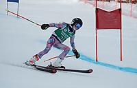 Gus Pitou Memorial GS with Gunstock Ski Club.  ©2020 Karen Bobotas Photographer