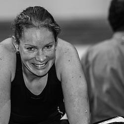 27-12-2014: Wielrennen: NK Baanwielrennen: Apeldoorn Kirsten Wild