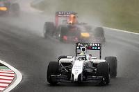 Felipe Massa (BRA) Williams FW36.<br /> Japanese Grand Prix, Sunday 5th October 2014. Suzuka, Japan.