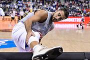 DESCRIZIONE : Berlino Berlin Eurobasket 2015 Group B Germany Germania - Italia Italy<br /> GIOCATORE : Pietro Aradori<br /> CATEGORIA : Stretching Before Pregame<br /> SQUADRA : Italia Italy<br /> EVENTO : Eurobasket 2015 Group B<br /> GARA : Germany Italy - Germania Italia<br /> DATA : 09/09/2015<br /> SPORT : Pallacanestro<br /> AUTORE : Agenzia Ciamillo-Castoria/M.Longo