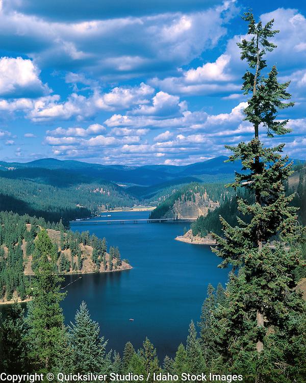 Idaho, Coeur d'Alene Lake, BeautyBay