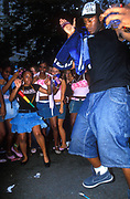 Dancing, Notting Hill Carnival 1998