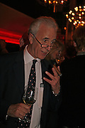 Simon Chase ( wearing the shirt) , Drinks party to launch a new Thomas Pink shirt called The Mogul which has a pocket which houses one's cigar. Hostyed by the Spectator and Thomas Pink. Floridita. Wardour St. London. 1 November 2006. -DO NOT ARCHIVE-© Copyright Photograph by Dafydd Jones 66 Stockwell Park Rd. London SW9 0DA Tel 020 7733 0108 www.dafjones.com
