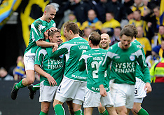20100401 Brøndby-Silkeborg IF SAS Liga fodbold