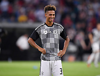 FUSSBALL UEFA Nations League in Muenchen Deutschland - Frankreich       06.09.2018 Thilo Kehrer (Deutschland)  --- DFB regulations prohibit any use of photographs as image sequences and/or quasi-video. ---