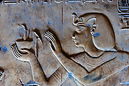 Egypt-Temples at Abydos & Dendera