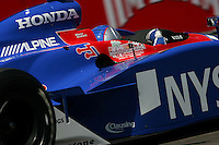 Marco Andretti, Honda Grand Prix of St. Petersburg, Streets of St. Petersburg, St. Petersburg, FL USA, 4/2/2006