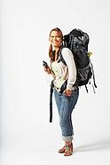 Backpacker Youth Traveller - Elisa Germany