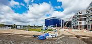 byggegrund Eksercerpladsen Ørestaden, Calum, JFP, Nybyg, DR Byen, Ørestad Nord, byggemodning