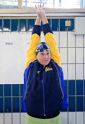 Anja Carman at International Swimming competition of Kranj, on June 14, 2009, in Olympic pool, Kranj, Slovenia. (Photo by Vid Ponikvar / Sportida)