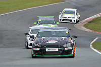 #5 Cameron THOMPSON VW Scirocco during Maximumgroup.net VAG Trophy Race 1 as part of the Easter Family Fun Day - Oulton Park Fosters at Oulton Park, Little Budworth, Cheshire, United Kingdom. March 28 2016. World Copyright Peter Taylor/PSP. Copy of publication required for printed pictures.  Every used picture is fee-liable. http://archive.petertaylor-photographic.co.uk