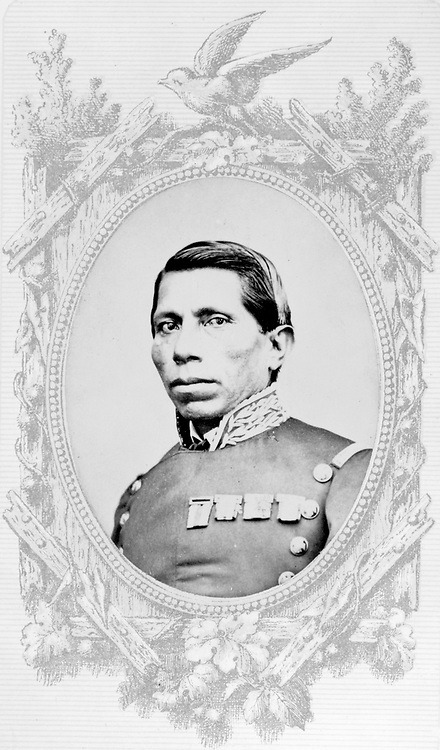 General Tomas Mejía   Tomás Mejía (September 17, 1820 – June 19, 1867) was a Mexican soldier born in Pinal de Amoles, Sierra Gorda, Querétaro. He fought as a Cavalry General on the side of Emperor Maximilian in 1862.   Tomás Mejía, of pure indigenous stock, was executed for treason, together with General Miguel Miramón