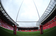 General view ahead of England vs New Zealand during the Autumn International Series match at Anfield, Liverpool<br /> Picture by Stephen Gaunt/Focus Images Ltd +447904 833202<br /> 04/11/2018