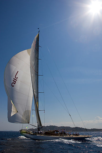 08_020150 © Sander van der Borch. Porto Cervo,  2 September 2008. Maxi Yacht Rolex Cup 2008  (1/ 6 September 2008). Day 1.