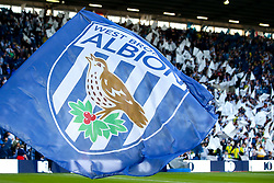 West Bromwich Albion flag - Mandatory by-line: Robbie Stephenson/JMP - 14/05/2019 - FOOTBALL - The Hawthorns - West Bromwich, England - West Bromwich Albion v Aston Villa - Sky Bet Championship Play-off Semi-Final 2nd Leg