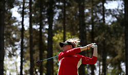 England's Charley Hull during day two of the Golf Sixes tournament at the Centurion Club, St Albans. PRESS ASSOCIATION Photo. Picture date: Sunday May 6, 2018. See PA story GOLF Sixes. Photo credit should read: Steven Paston/PA Wire. RESTRICTIONS. Editorial use only. No commercial use.