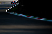 September 3, 2016: Max Verstappen, Red Bull , Esteban Gutierrez (MEX), Haas F1 , Italian Grand Prix at Monza