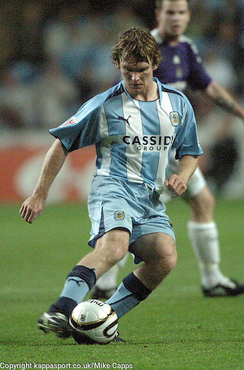 JAY TABB, COVENTRY CITY, Coventry City - Newcastle United, Utd Carling Cup Ricoh Stadium, Coventry, 26th August 2008 26/8/08