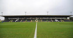 General views of the New Lawn stadium - Mandatory by-line: Nizaam Jones/JMP- 06/01/2018 - FOOTBALL - New Lawn Stadium- Nailsworth, England- Forest Green Rovers v Port Vale - Sky Bet League Two