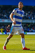 Queens Park Rangers forward Tomer Hemed (16) during the EFL Sky Bet Championship match between Queens Park Rangers and Swansea City at the Loftus Road Stadium, London, England on 13 April 2019.