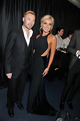 RONAN KEATING and KATHERINE JENKINS at the GQ Men of The Year Awards 2012 held at The Royal Opera House, London on 4th September 2012.