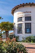 Bicycle Rental and Sales Shop in San Clemente