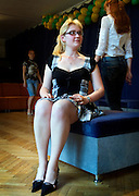 """Russian student Yulia learns to be """"real women"""" under Vladimir Rakovsky, a self-proclaimed master of seduction. The course, given in Moscow, includes seduction theory, posture and strip-tease. The course, also dubbed """"How to Marry a Millionaire"""", teaches women to be subservient to men. The course takes place at the Dubrovka Theatre, scene of the terrorist siege."""