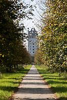Kasteel Almere, half afgebouwd kasteel. Bouw gestart in 2000. Nooit afgebouwd.