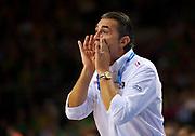 DESCRIZIONE : Kaunas Lithuania Lituania Eurobasket Men 2011 Quarter Final Round Spagna Slovenia Spain Slovenia<br /> GIOCATORE : Sergio Scariolo<br /> CATEGORIA : coach ritratto<br /> SQUADRA : Spagna Spain Slovenia<br /> EVENTO : Eurobasket Men 2011<br /> GARA : Spagna Slovenia Spain Slovenia<br /> DATA : 14/09/2011<br /> SPORT : Pallacanestro <br /> AUTORE : Agenzia Ciamillo-Castoria/T.Wiendesohler<br /> Galleria : Eurobasket Men 2011<br /> Fotonotizia : Kaunas Lithuania Lituania Eurobasket Men 2011 Quarter Final Round Spagna Slovenia Spain Slovenia<br /> Predefinita :